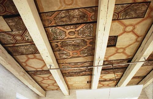 bemalte Deckenpaneele des 16. und 17. Jahrhunderts,  2007