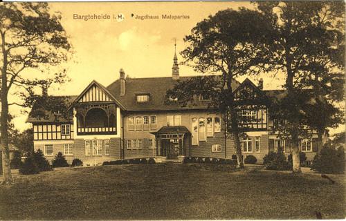 Postkarte, ca. 1915