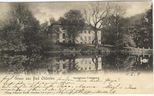 Ansichtskarte, 1904