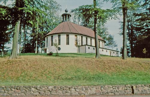 Herz-Jesu-Kirche, ca. 1970