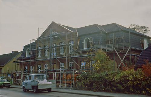 Renovierung, 1983